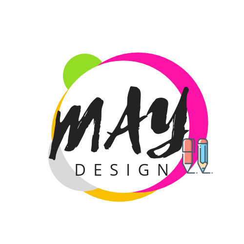 May Design Logo